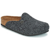 Slippers Birkenstock  AMSTERDAM  boys's Clogs (Shoes) in Grey