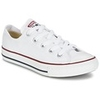 For Girls Converse  ALL STAR OX  girls's Shoes (Trainers) in White