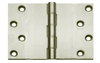 Projection Hinge 102 x 200 mm Performance Guarantee - Polished Brass Lacquered