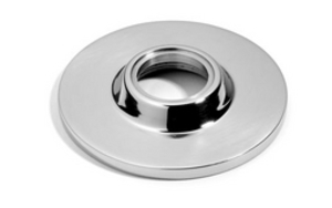 Rose - Concealed Fixings 64mm - Bronze Finish