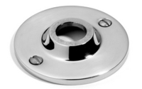 Fittings|Knobs & Handles  - Rose - Visible Fixings 70mm - Satin Chrome Plate