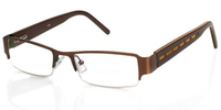 Glasses  - GE85 PSG OSSE A02 COL4 BROWN 58 20 120