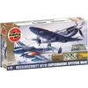 Airfix A50036 - Dogfight Double Me110 & Spitfire MkIX 1:72