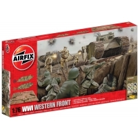 Aircraft  - Airfix A50060 - WWI The Western Front Gift Set 1:76