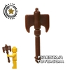BrickForge - Battle Axe - Brown