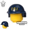 BrickForge - FBI Tactical Helmet - Dark Blue