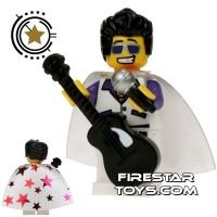 Lego  - Custom Design Mini Figure - Elvis