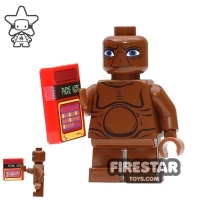 Lego  - Custom Design Mini Figure - E.T Extra Terrestrial