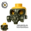 SI-DAN - Gas Mask Type 2 - Iron Green