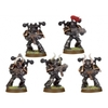Warhammer 40, 000 - Chaos Space Marine Attack Squad