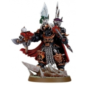 Role Playing Games  - Warhammer 40,000 - Chaos Space Marines Terminator Lord