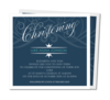 Greeting Cards Religious - Christening Glorious fonts (WR-775)