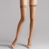 Tights|Accessories Caramel Naked 8 Stay Up Stocking