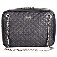 Handbags  - D&G Black DB1633 Women's Shoulder Bag