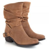 Gloves|Boots  - Tan Ardeche Womens Calf Boot