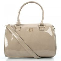 Taupe Patent S5216A5112 Womens Shoulder Bag