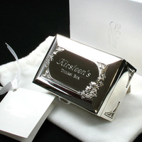 Birthday  - 50th Birthday Engraved Trinket Box