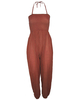 Clothing Fairtrade Crinkle Cotton Jumpsuit