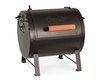 Char-Griller Table Top Grill and Side Fire Box Charcoal BBQ