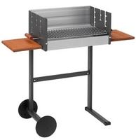 Barbecues & Accessories  - Dancook 7300 Charcoal Box Barbecue