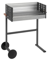 Charcoal grills  - Dancook 7400 Charcoal Box Barbecue