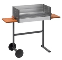 Barbecues & Accessories  - Dancook 7500 Charcoal Box Barbecue