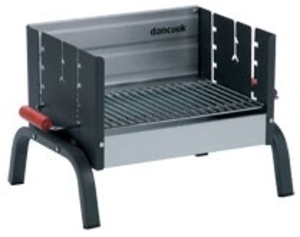 Barbecues & Accessories  - Dancook 8100 Charcoal Box Barbecue