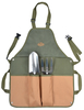 Fallen Fruits Apron with Fork & Trowel