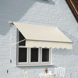 Other Garden Equipment & Decoration  - Gablemere Window Awning 1.5M  Oakley