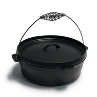 Other Devices  - Kamado Joe Cast Iron Dutch Oven