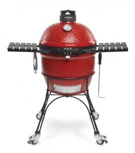 Barbecues & Accessories  - Kamado Joe Classic II with Cart - Ceramic Barbecue
