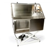 Groomers Easy Step Electric Stainless Steel Bath