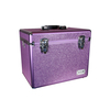 Grooming GroomX Portable Glitter Grooming Case - Purple