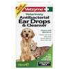 Vetzyme Antibacterial Ear Drops & Cleanser For Pets
