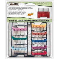 Grooming  - Wahl Arco 5 in 1 Attachment Comb Set - Set of 8