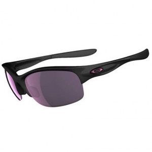 Sunglasses  - Oakley Sunglasses | Oakley Commit SQ Womens Sunglasses - Metallic Black ~ Pink Iridium