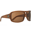 Sunglasses Von Zipper Sunglasses | VZ Prowler Sunglasses - Chocolate Satin ~ Bronze