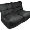 Ambient Lounge® Twin Couch in Black Sapphire