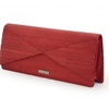Chance Eel Skin Clutch Bag