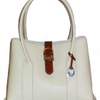 Cream/Tan Tote - as Featured in Tatler