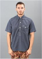 C Post 4 Shirt - Indigo Atom