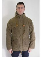 Duck Canvas Mountain Parka