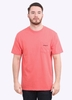 P-6 Logo Pocket Tee - Spiced Coral