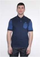 T-Shirts, Polos & Tops  - Pacco Polo Navy