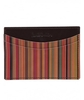 Vintage Stripe Card Holder
