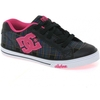 Shoes DC Shoes Chelsea Youth Girls Lace Up Canvas Shoes