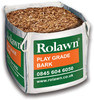 Rolawn Play Grade Bark Bag (1m³ Bulk Bag - 1, 000 litres approx volume when packed)