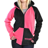 Women's|Sports & Street Wear|Women's|Women's Bye Bye Kitty Psycho Hoodie (Black/Pink)