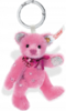 Soft Toys Steiff Crystal Teddy Bear Bag Pendant (pink)