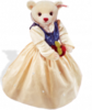 Soft Toys Steiff Snow White Teddy Bear